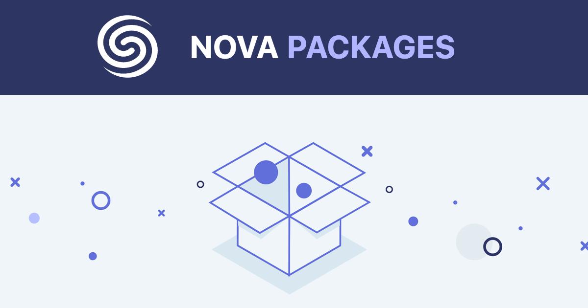 Laravel Nova Excel - Nova Packages